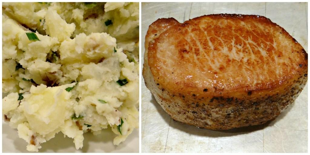 bap pork Collage