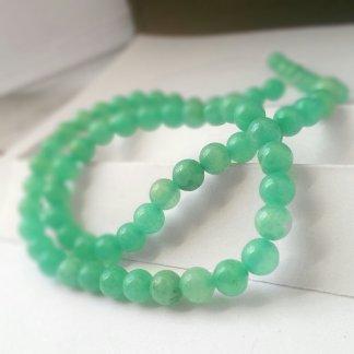 Hemimorphite Beads
