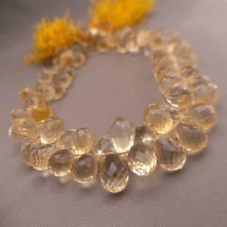 Quality Citrine Beads