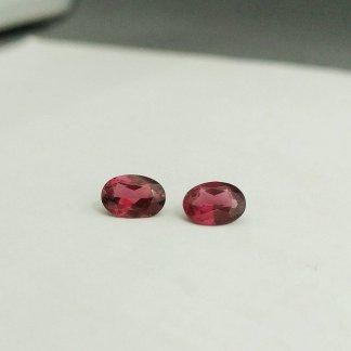 quality Garnet ovals