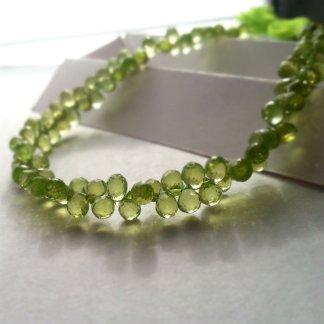 Quality Peridot Beads
