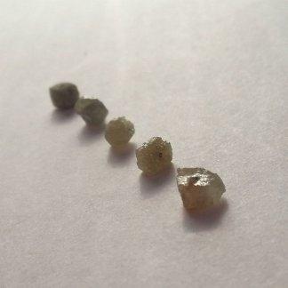 Raw Diamond Bead