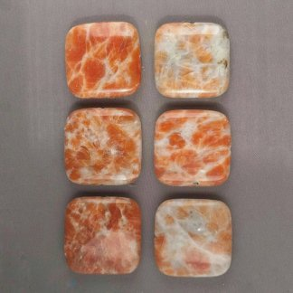 Calcite Pendant Bead
