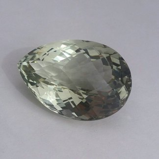 Green Amethyst Pear