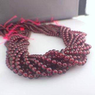 Quality Garnet Beads