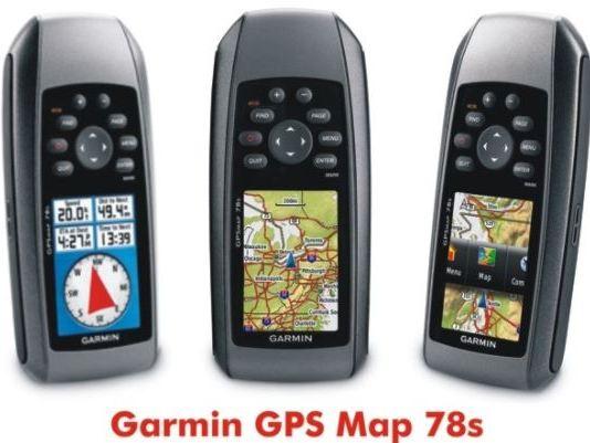 máy định vị Garmin GPS 78
