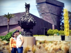 At De Young Museum