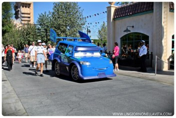 The STAR of Cars Land! :D