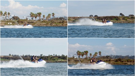 Day 2 of Jet Ski Fun...after the incident.