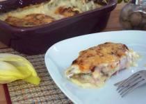 Endives au jambon et sa béchamel au Cantal