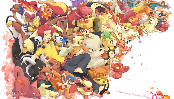 10 Best Fire Type Pokemon Ungroovygords