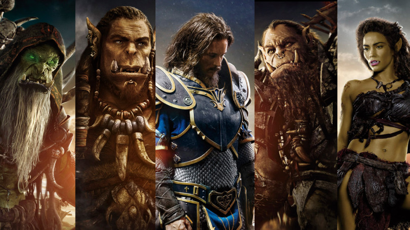 Warcraft: The beginning, a movie review