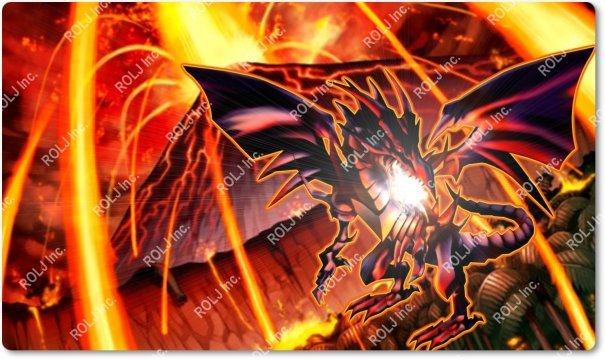 Yu-Gi-Oh decks and combos: Red-Eyes black dragon