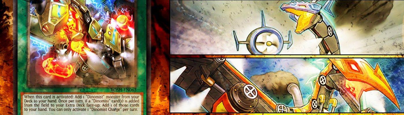 Yu-Gi-Oh! Decks and Combos: Dinomist Deck – Ungroovygords
