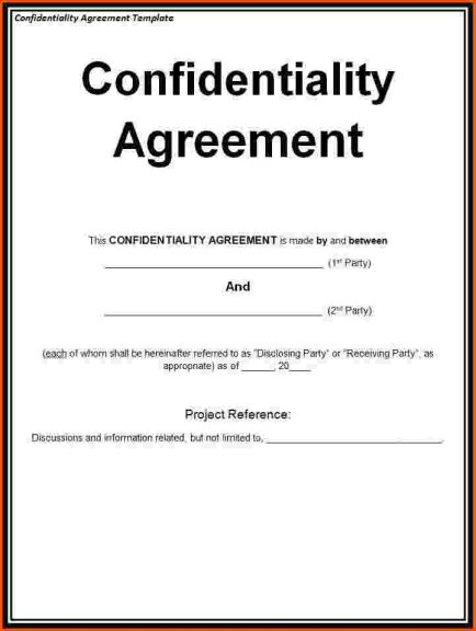 10-non-disclosure-agreement-template-word-survey-template-words-for-non-disclosure-agreement-template-word