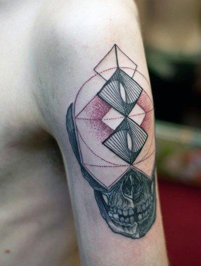 small-skull-tattoos