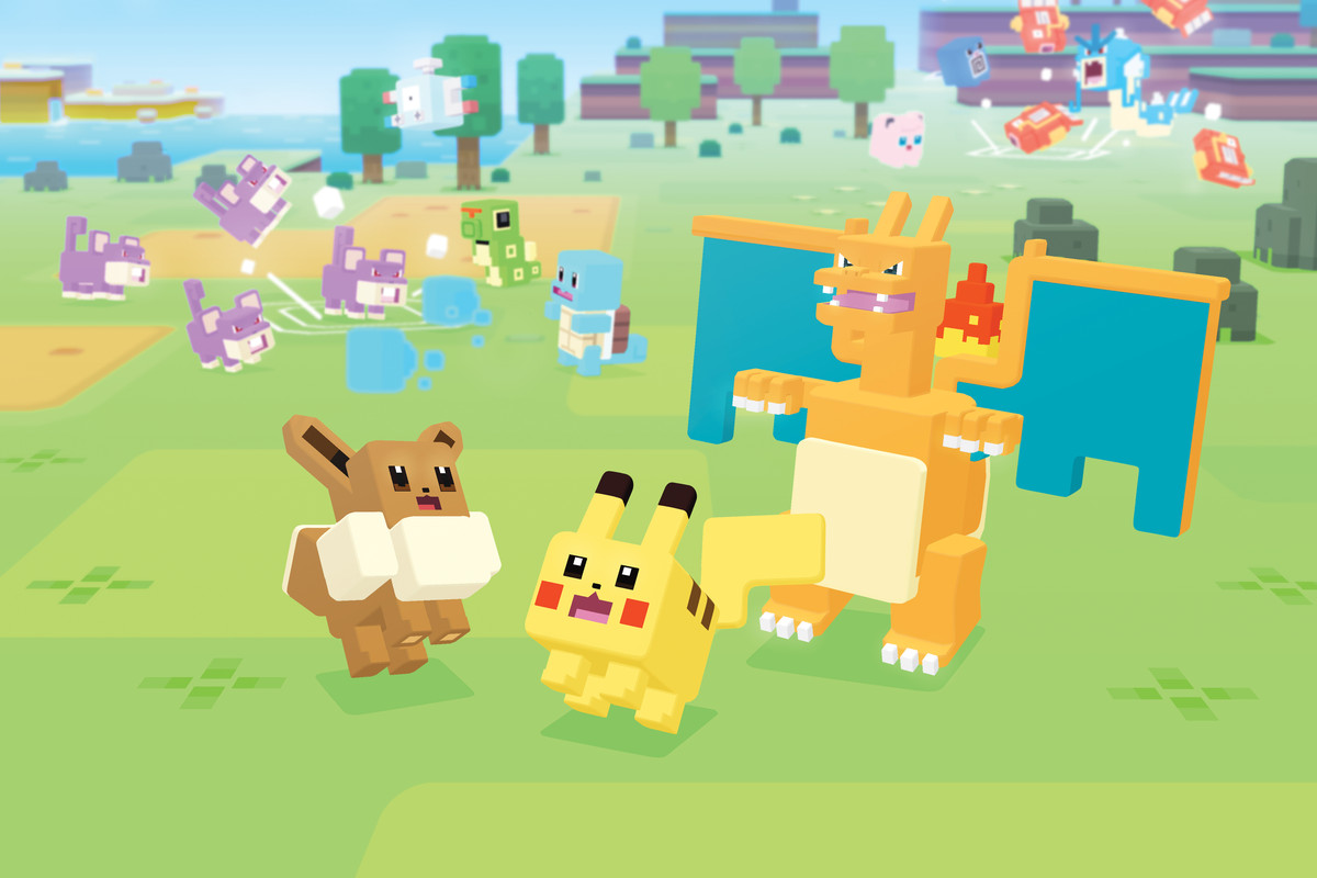 Pokemon Quest, a video game review