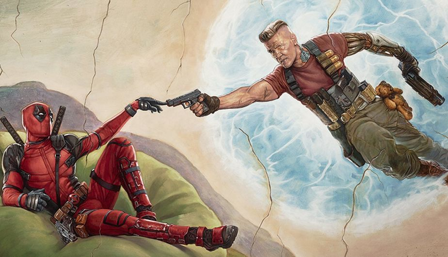 Deadpool 2, a movie review