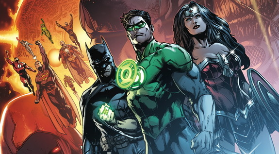 Top 100 DC Comics Characters