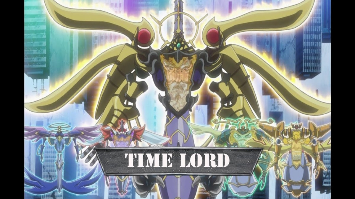 Yu-Gi-Oh deck and Combos: Timelord Deck