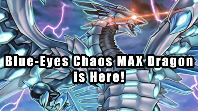 Yu-Gi-Oh! Deck and Combos: Blue-Eyes Chaos Max Dragon