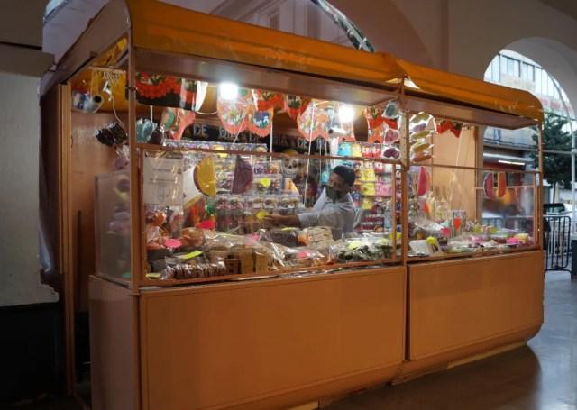 Alfeñique una dulce tradición en Toluca
