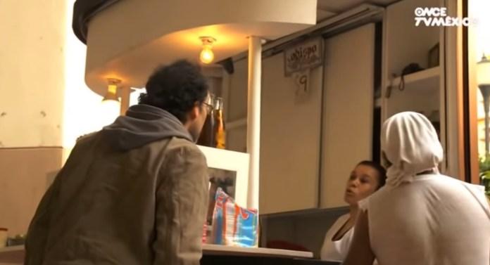 El día que Bruno Bichir realizó un tour gastronómico por Toluca