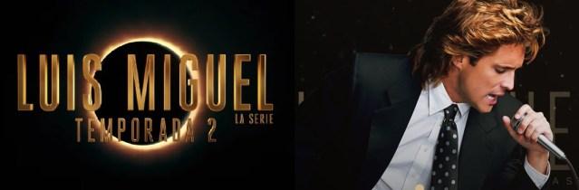 ¡Ya hay fecha para la segunda temporada de la serie de 'Luis Miguel'!