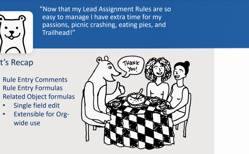 Formulas Rule! Master Complex Assignment Rules with Formulas