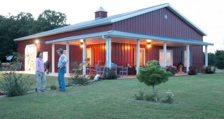 Metal Building Homes Buying Guide: Kits, Plans, Cost