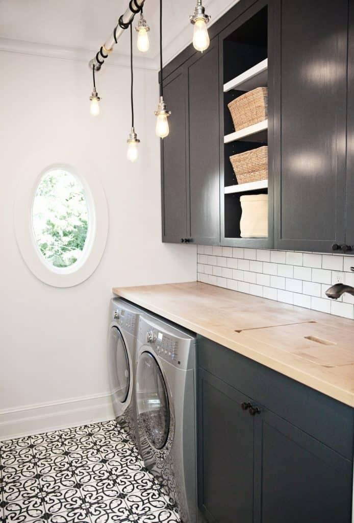 15 outstanding laundry room lighting