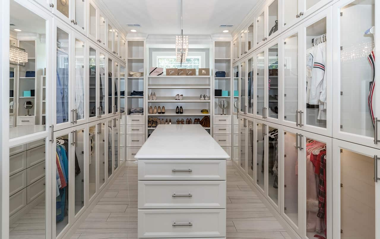 20 Clever Walk In Closet Ideas Decoration And Organization