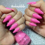 Esmalte SinfulColors – Pink Forever