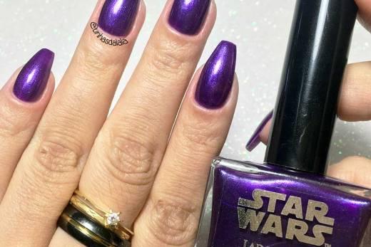 Esmalte View Cosméticos Star Wars - Lado Negro