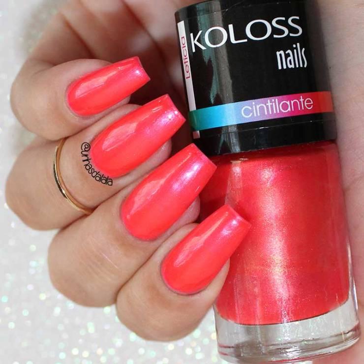 Esmalte Koloss (Koloss Nails) Letícia