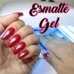TUTORIAL: Unhas Espelhadas / Unhas Cromadas com Esmalte Gel da Born Pretty Store
