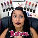 Batons Cremosos SADOK by Hits Speciallità – SWATCH