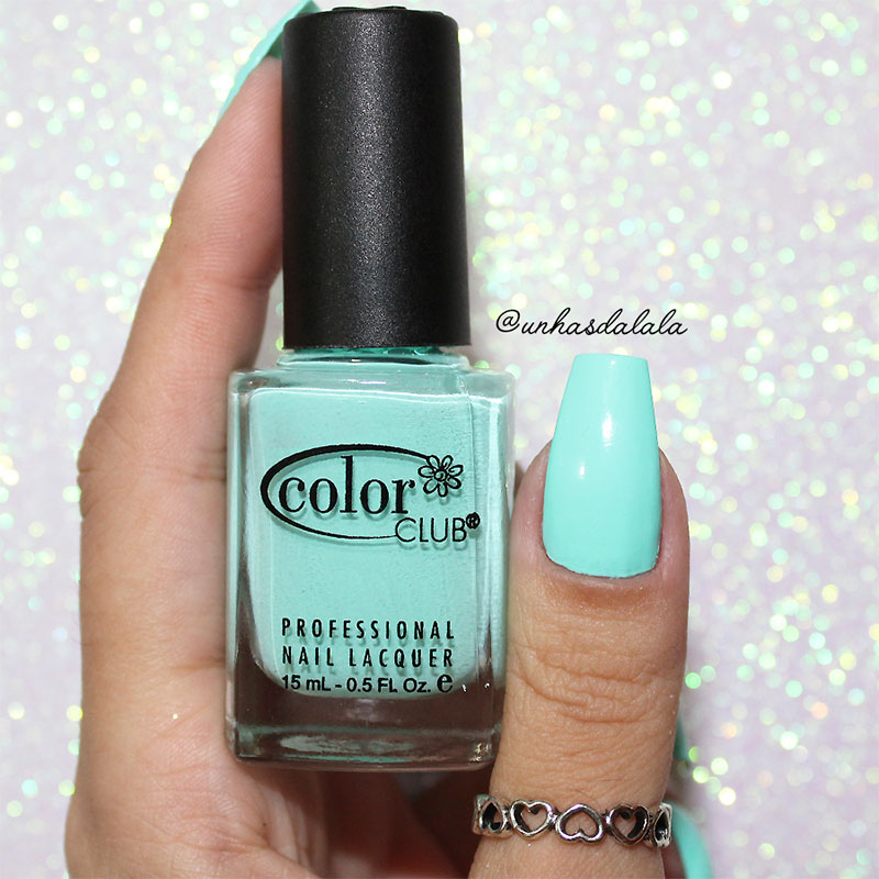 Esmalte Color Club Blue Ming