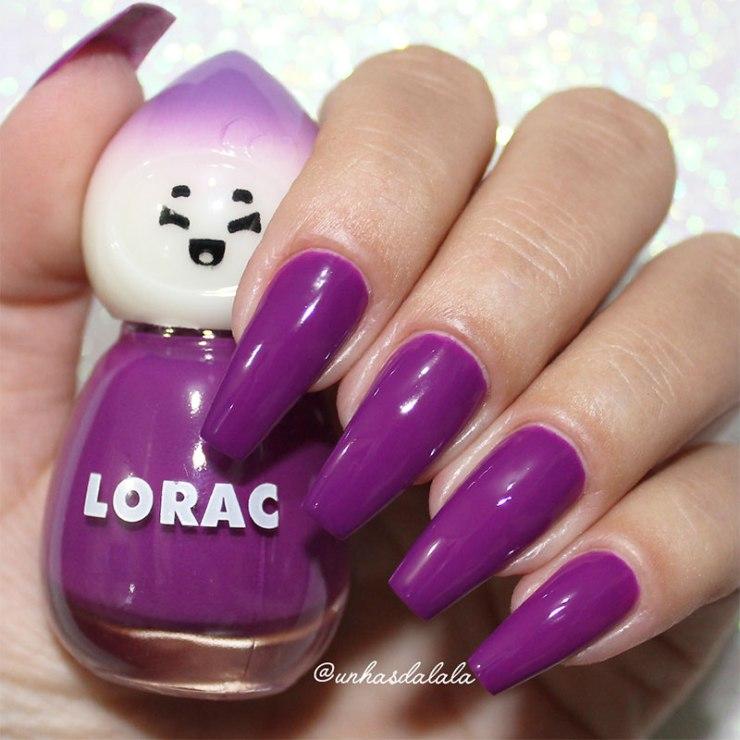 Esmalte Lorac Linha Girls - Loja Pérola