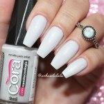 Esmalte Cora – Branco Top