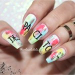 Unhas Decoradas Despacito – Luis Fonsi ft  Daddy Yankee