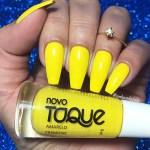 Esmalte Novo Toque – Amarelo