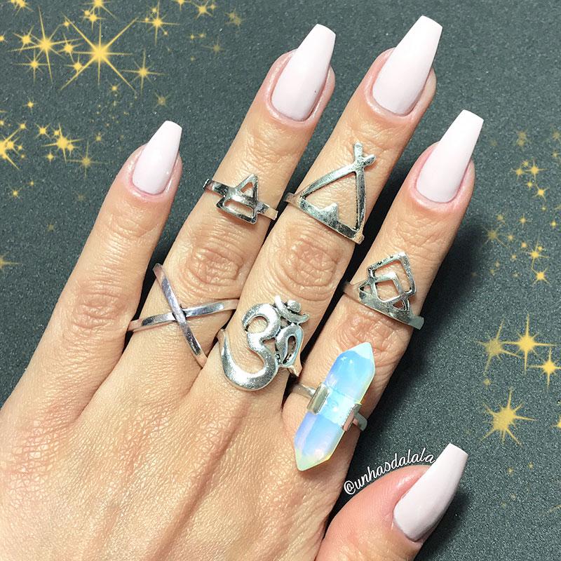 recebidos acessório indispensável, acessório indispensável, anéis acessório indispensável, anéis, kit anéis, anéis modernos