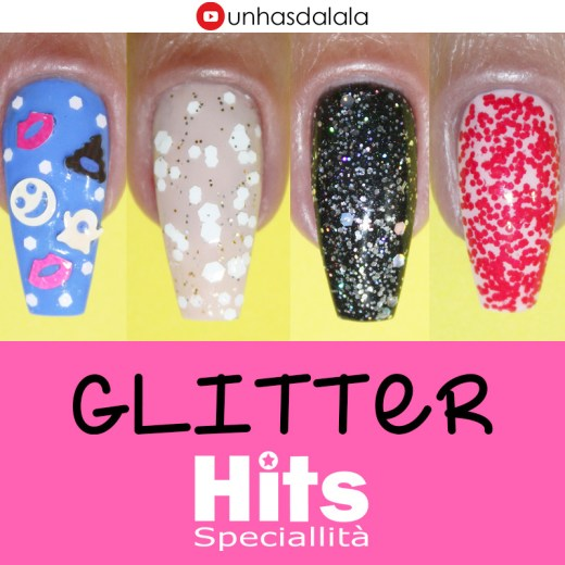 Swatch Glitter Hits