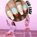 Unhas Decoradas Sua Cara – Major Lazer feat  Anitta & Pabllo Vittar