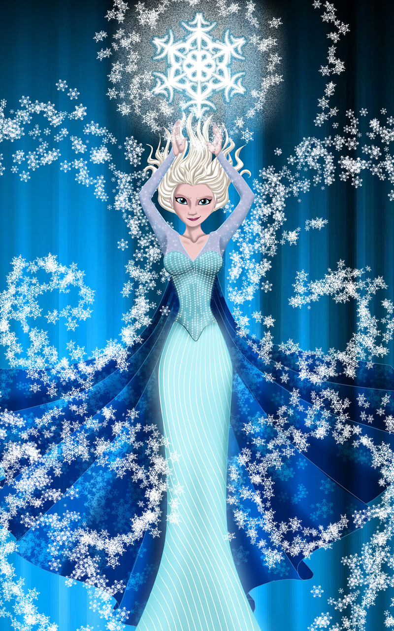 Pap is de parede princesas da disney unhas da lal - Frozen cartoon wallpaper ...