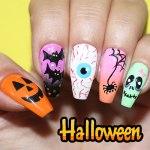 5 Unhas Decoradas Rápidas e Fáceis Para Halloween