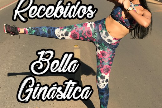 recebidos bella ginástica
