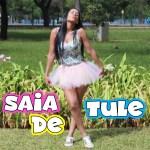 DIY: COMO FAZER SAIA DE TULE PARA FANTASIA