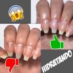 HIDRATANDO UNHAS E CUTÍCULAS DE FORMA FÁCIL